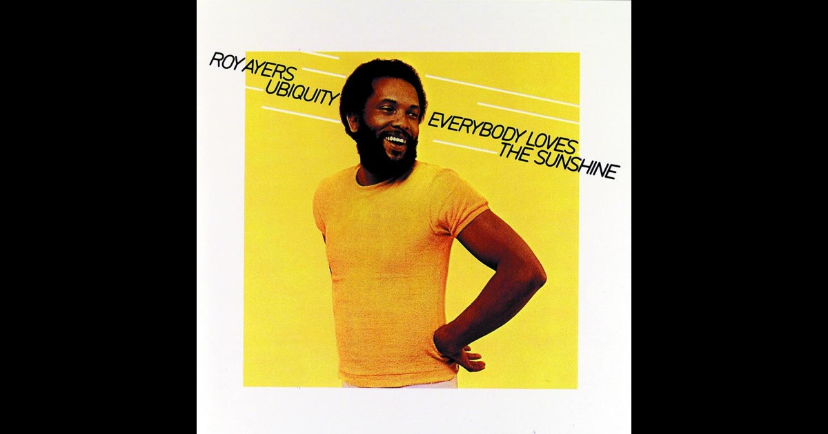 Roy Ayers - Everybody Loves The Sunshine - amazon.com