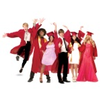 The Cast of High School Musical