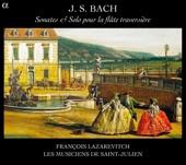 François Lazarevitch - Partita in A Minor, BWV 1013: I. Allemande III Sarabande