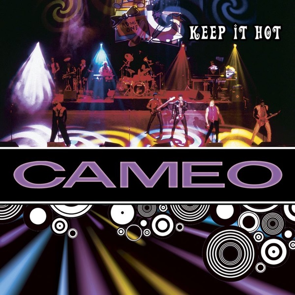 Cameo mit Word Up