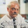 R. D. Wingfield - A Touch of Frost (Unabridged) artwork