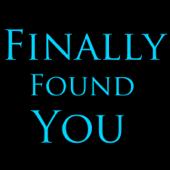Finally Found You (Radio Edit)