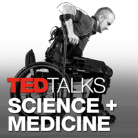Podcast cover art for TEDTalks Science and Medicine