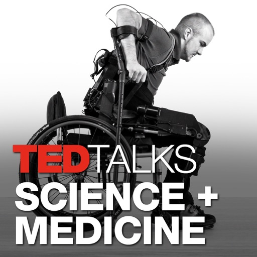 Cover image of TEDTalks Science and Medicine