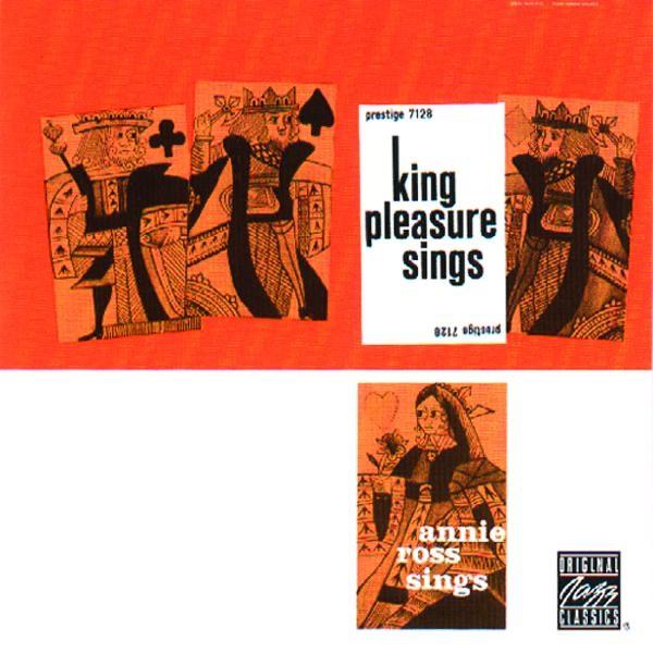 King Pleasure - Red Top
