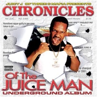 Chronicles of the Juice Man, Underground Album Mp3 Download