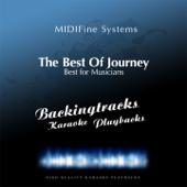 Faithfully (Karaoke Version Originally Performed By Journey)-MIDIFine Systems