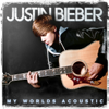 Justin Bieber - Baby (Acoustic Version) artwork
