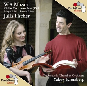 Julia Fischer & Netherlands Chamber Orchestra - Violin Concerto No. 3 In G Major, K. 216: III. Rondeau: Allegro. Andante. Allegretto. Allegro (Candenzas: Sam Franko, Julia Fischer)