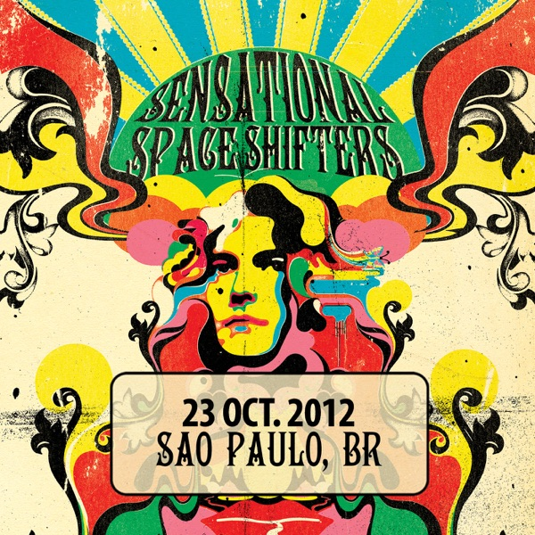 Live In Sao Paulo, BR - 23 Oct. 2012