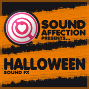 A Haunted Halloween: Spooky, Scary, Ghost & Zombie Sound FX - Sound Affection - Sound Affection