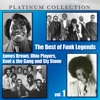 The Best of Funk Legends - James Brown, Ohio Players, Kool & the Gang and Sly Stone, Vol. 1