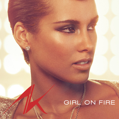 Girl On Fire - Alicia Keys song