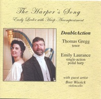 The Harper's Song: Early Lieder with Harp Accompaniment