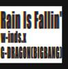 Rain Is Fallin' / HYBRID DREAM - EP ジャケット写真