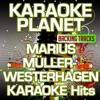 Marius Müller Westernhagen Karaoke Hits (Karaoke Planet) - EP ジャケット写真