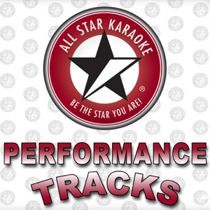 All Star Performance Tracks - Airplanes (Backing Track Without Background Vocals)