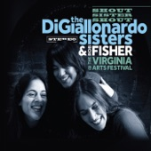 The DiGiallonardo Sisters & Rob Fisher - Teach Your Children (Live)