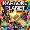 Various Rock Songs, Vol. 16 (Karaoke Planet) ジャケット写真