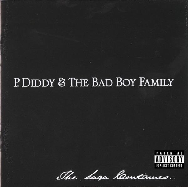 P Diddy album cover