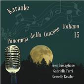 Karaoke, Panorama Della Canzone Italiana (Fred Buscaglione, Gabriella Ferri, Gemelle Kessler), Volume 15