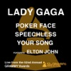 Lady Gaga - Poker Face / Speechless / Your Song (feat. Elton John) [Live from the 52nd Annual Grammy Awards]