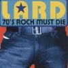 70's Rock Must Die - EP ジャケット写真