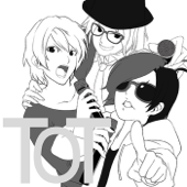 Akiba Koubou Presents Utattemita Collection: TOT (Tadanon, Okame, Takuma) - EP