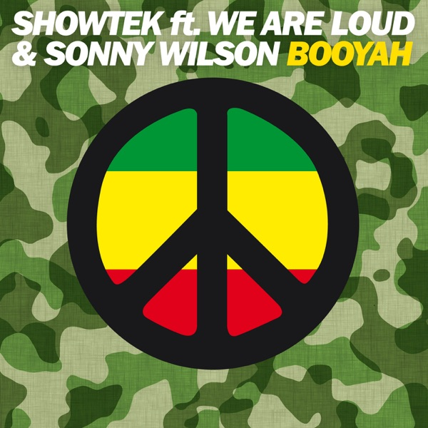 Cover art for Booyah (feat. We Are Loud! & Sonny Wilson)