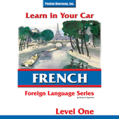 Learn in Your Car: French Level 1