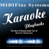 Something To Talk About (Karaoke Version Originally Performed by Bonnie Raitt)