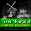 Best of Chanson française Yves Montand Chansons populaires