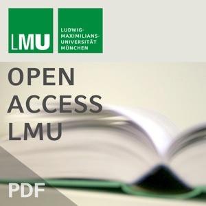 Geschichts- und Kunstwissenschaften - Open Access LMU