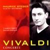 Vivaldi: Concertos, Diego Fasolis, I Barocchisti & Maurice Steger