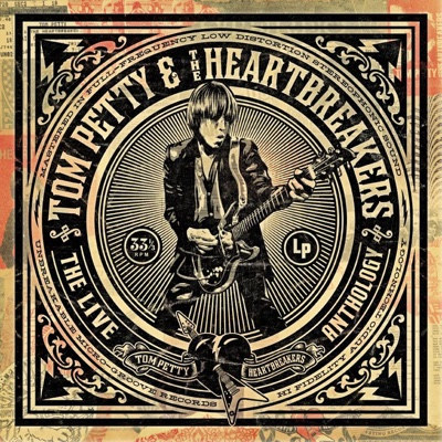 The Live Anthology - Tom Petty & The Heartbreakers album