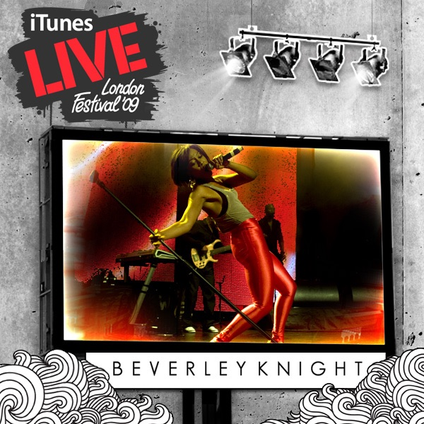 Beverley Knight mit Flavour of the Old School