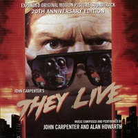 They Live - Official Soundtrack