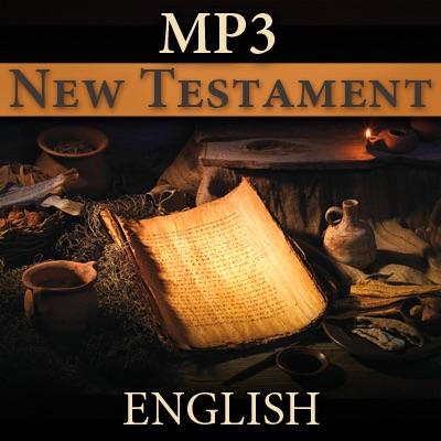 The New Testament | MP3 | ENGLISH