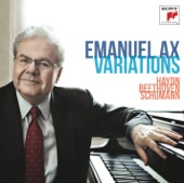Emanuel Ax - Variations In F Minor (Sonata) Hob. XVII:6