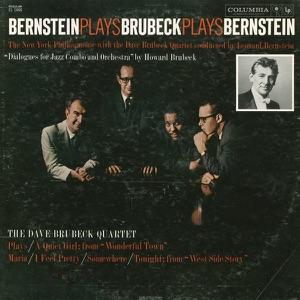 The Dave Brubeck Quartet, New York Philharmonic & Leonard Bernstein - Dialogue For Jazz Combo And Orchestra: I. Allegro