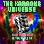 I Love a Rainy Night (Karaoke Version) [Originally Performed By Eddie Rabbitt]