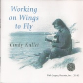 Cindy Kallet - Wings to Fly (Crow)
