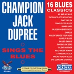 Champion Jack Dupree - Sharp Harp