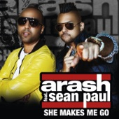 She Makes Me Go (feat. Sean Paul) - Single