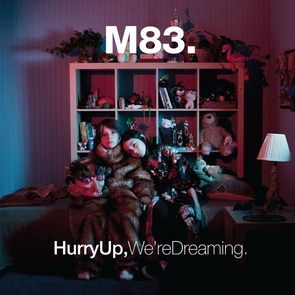 Wait - M83 song image