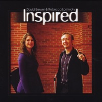 Inspired by David Brewer & Rebecca Lomnicky on Apple Music