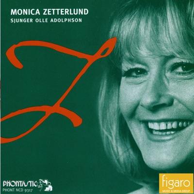 Monica Zetterlund Sjunger Olle Adolphson - Monica Zetterlund