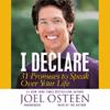 Joel Osteen - I Declare: 31 Promises to Speak Over Your Life (Unabridged) artwork