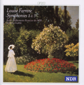 Farrenc: Symphonies Nos. 1 and 3