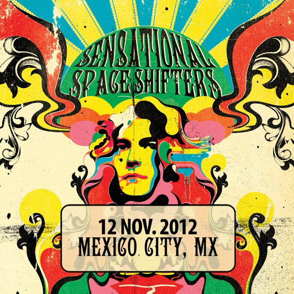 Live In Mexico City, MX - 12 Nov. 2012